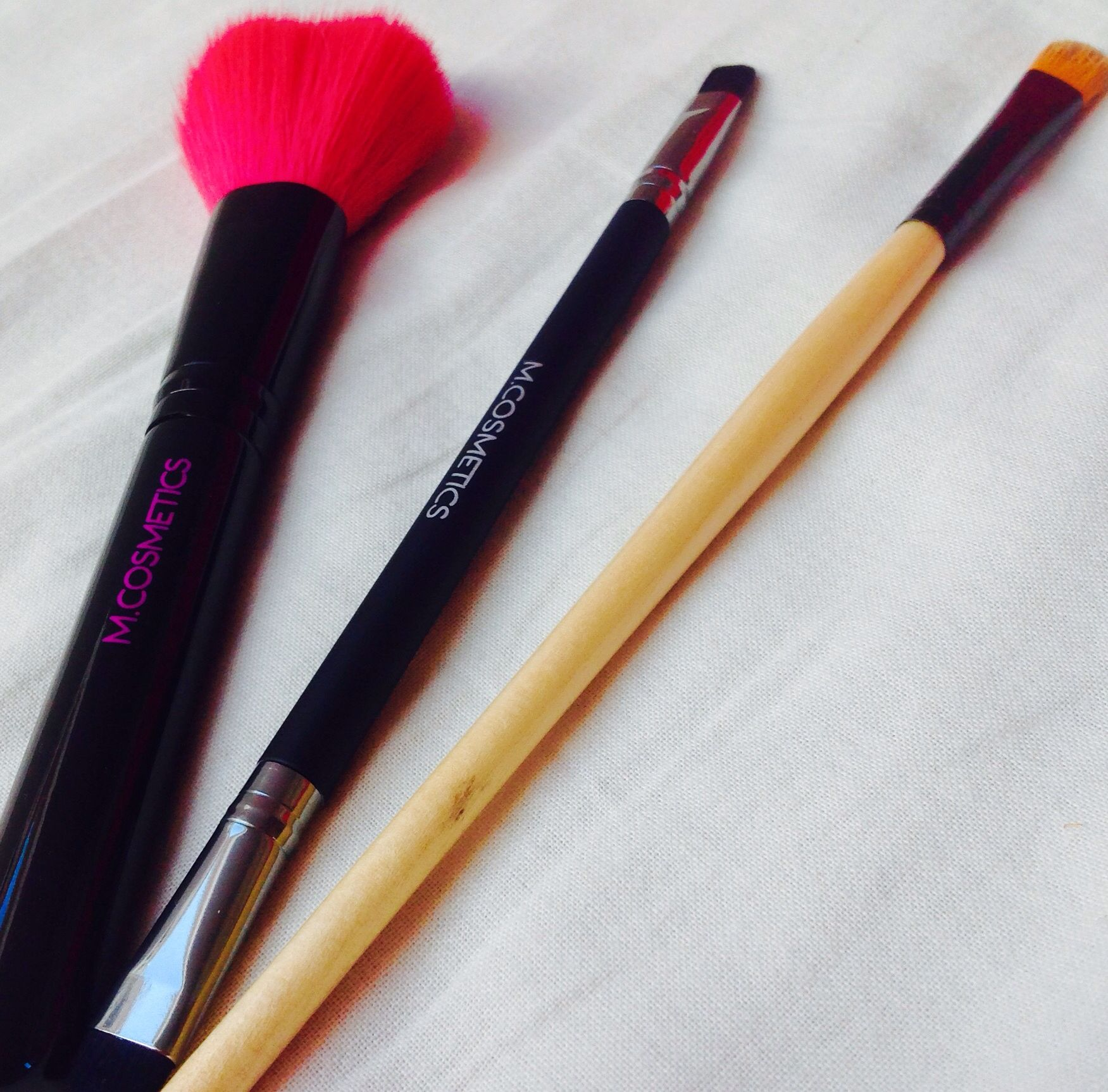 My lovely makeup brushes❤️