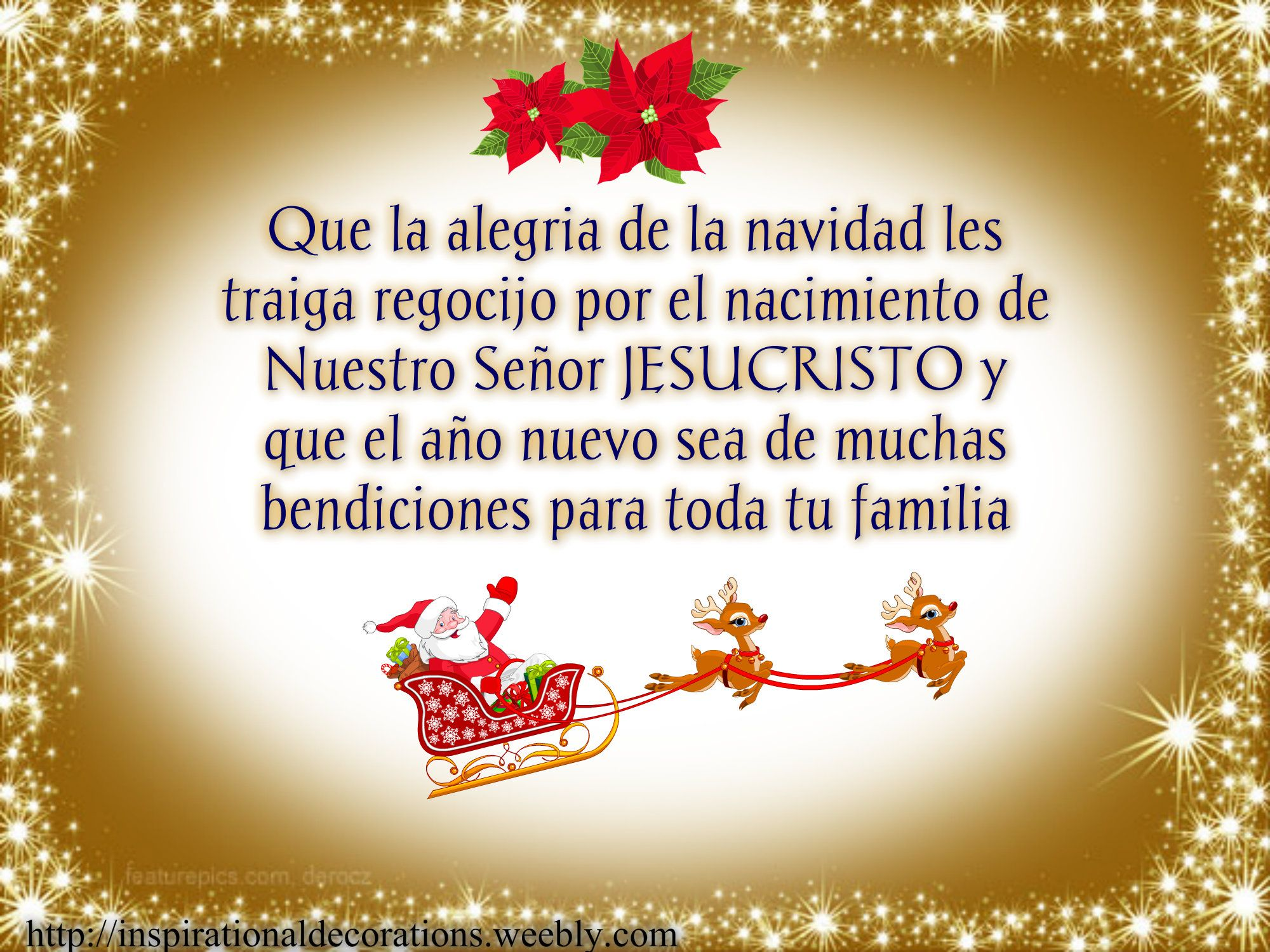 Christmas Wishes In Spanish.Christmas Greeting In Spanish Christmas Christmas