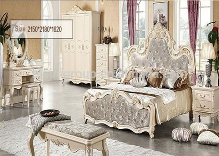 European Styled Wedding Decoration,Luxury Wedding Bedding Set,Princess Silver King Size Wedding Bedroom Furniture -bf07-30015 Photo, Detailed about European Styled Wedding Decoration,Luxury Wedding Bedding Set,Princess Silver King Size Wedding Bedroom Furniture -bf07-30015 Picture on Alibaba.com.