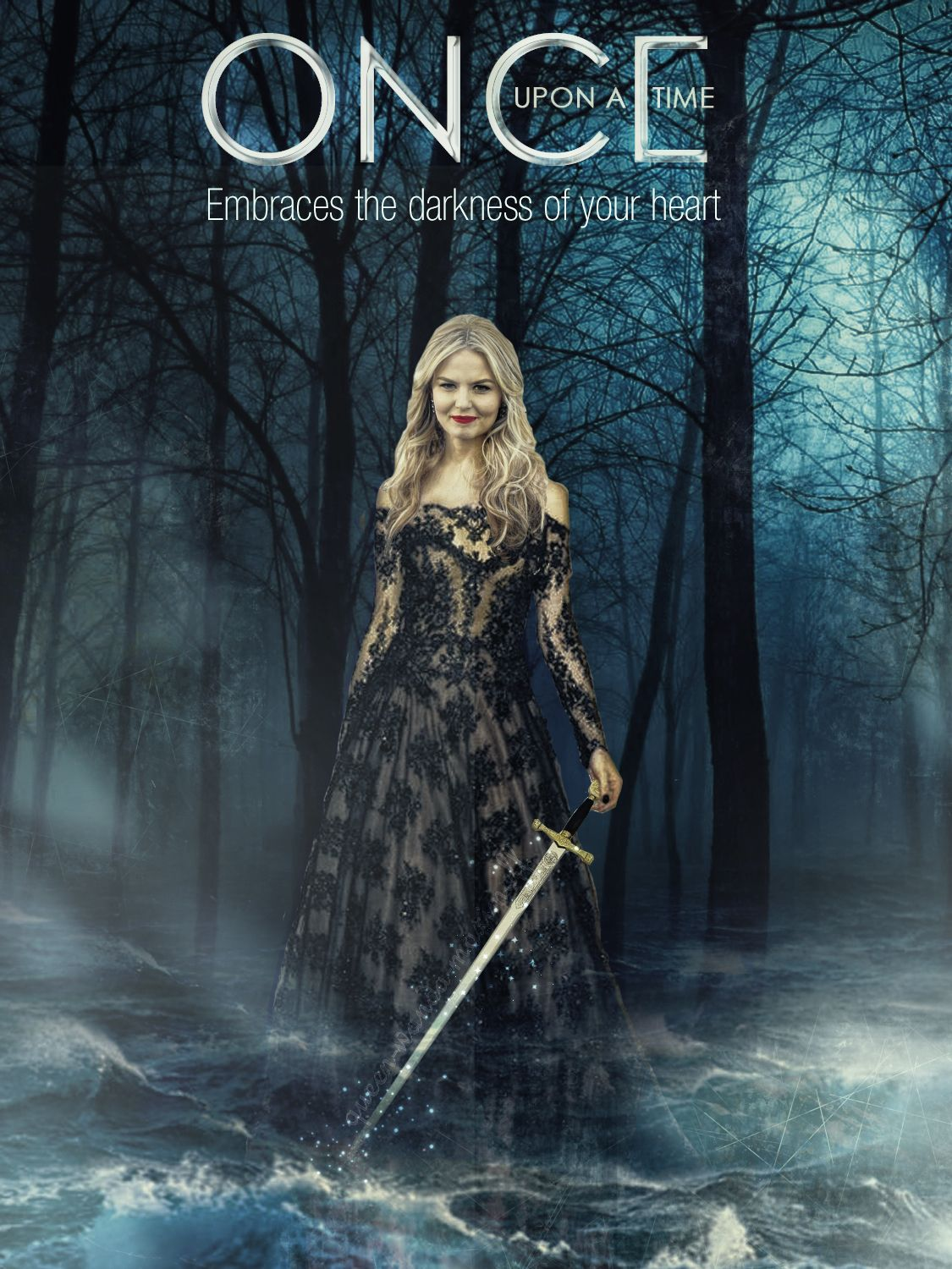Once Upon A Time Emma Swan Jennifer Morrison Wallpaper Once