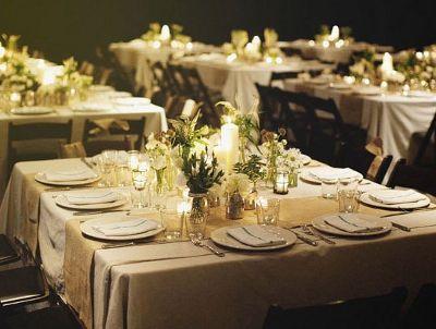 5ee1d3cfc decoraciones para bodas con tela de yute o arpillera indigo bodas y eventos