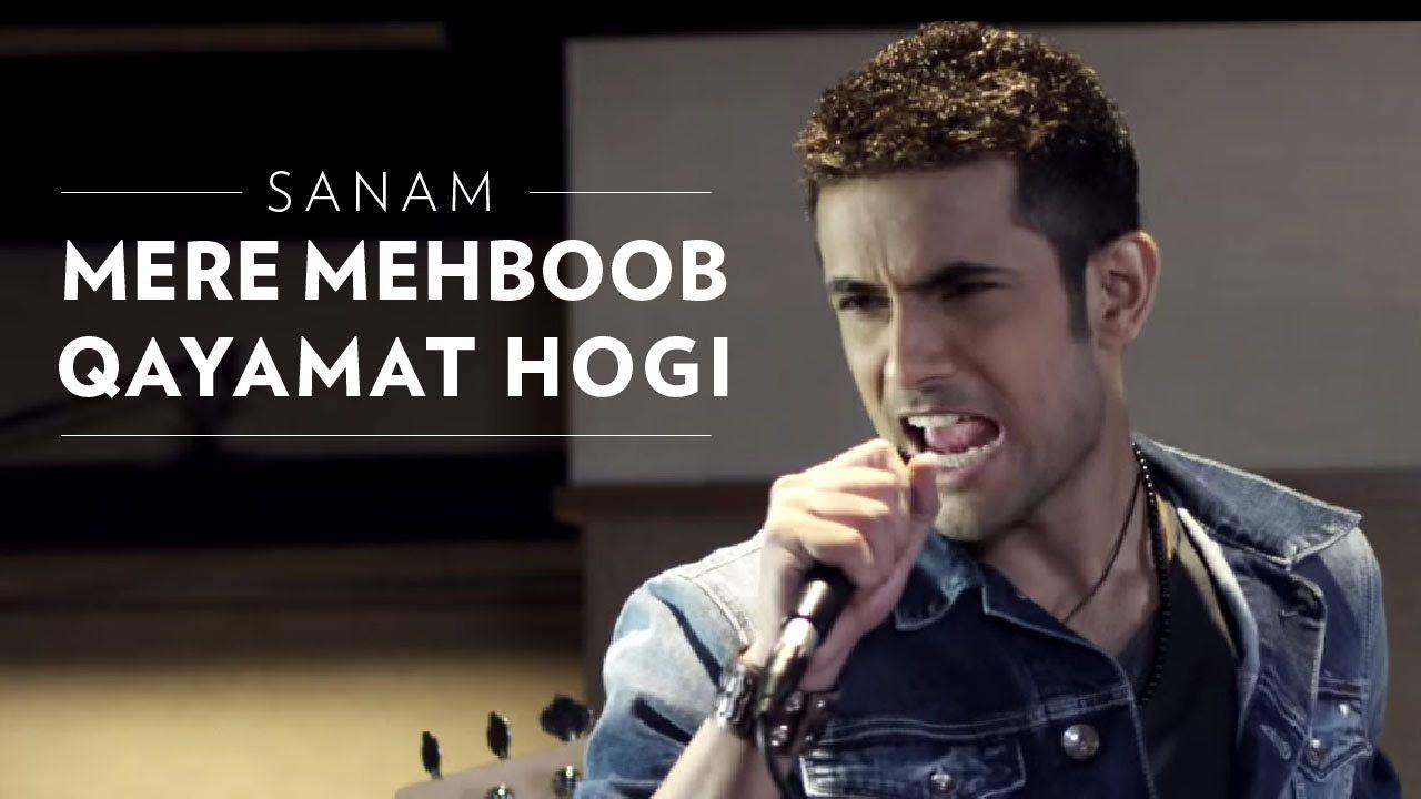 Mere Mehboob Qayamat Hogi Sanam Songs Song Hindi Sanam Puri