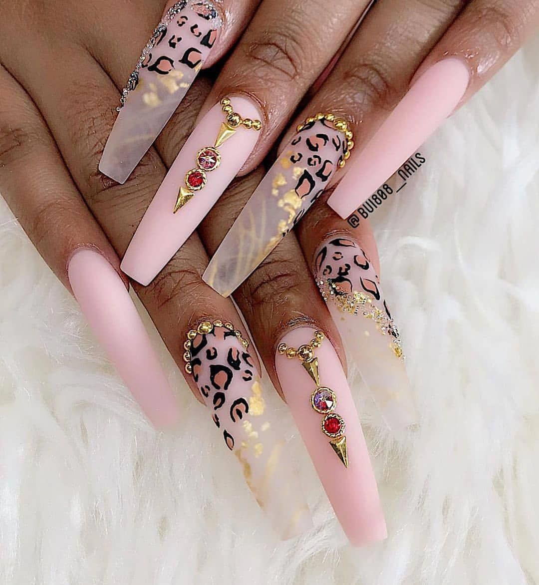LOVE ALWAYS - My Nails