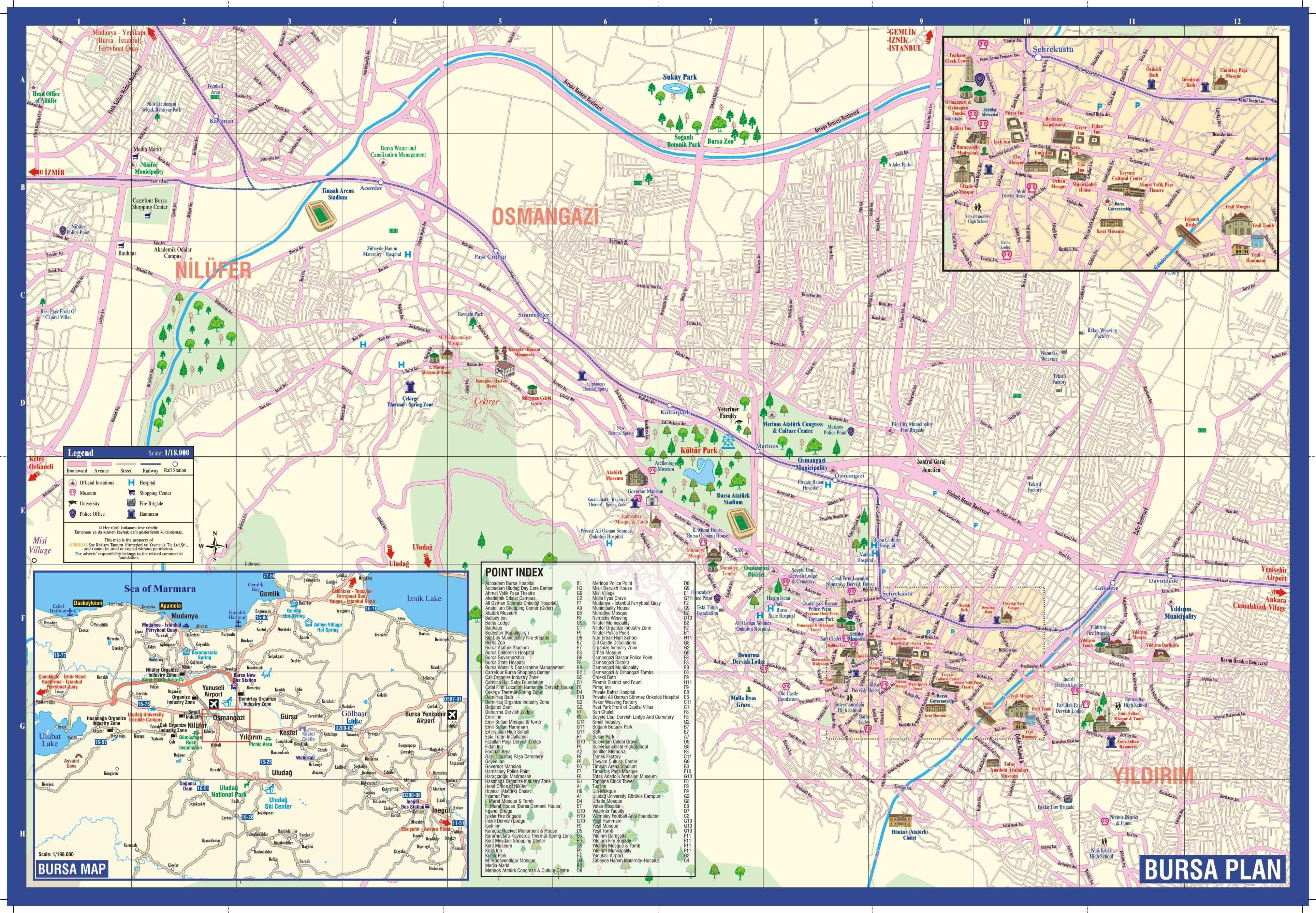 Sapphire Observation Desk Istanbul Map Sorriso MapsAds Sorriso