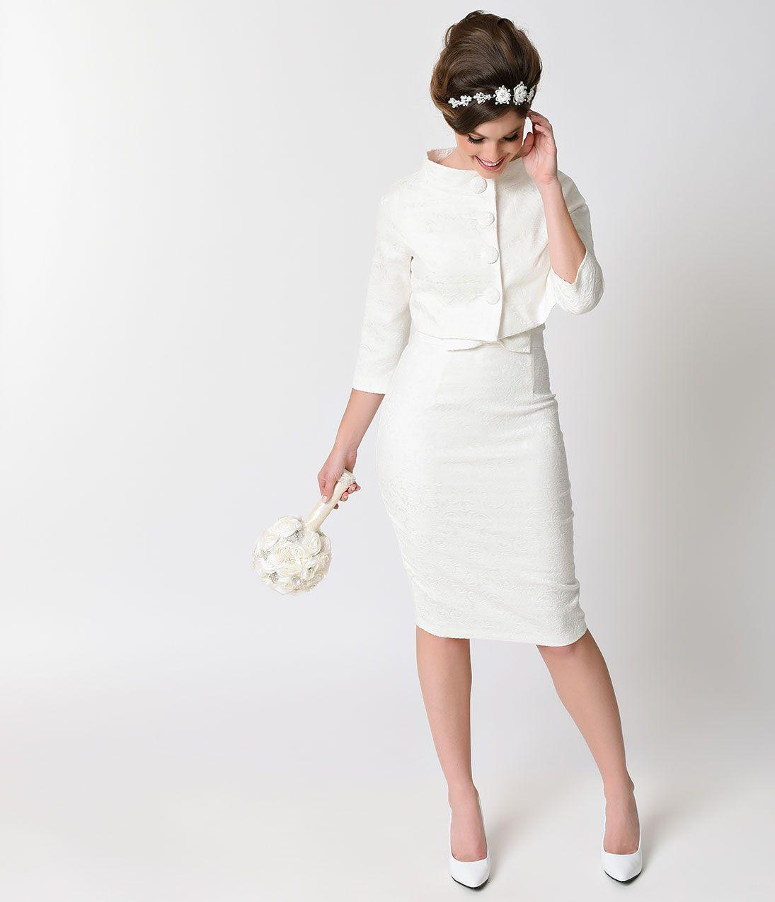 50s Wedding Dress, 1950s Style Wedding Dresses, Rockabilly Weddings ...