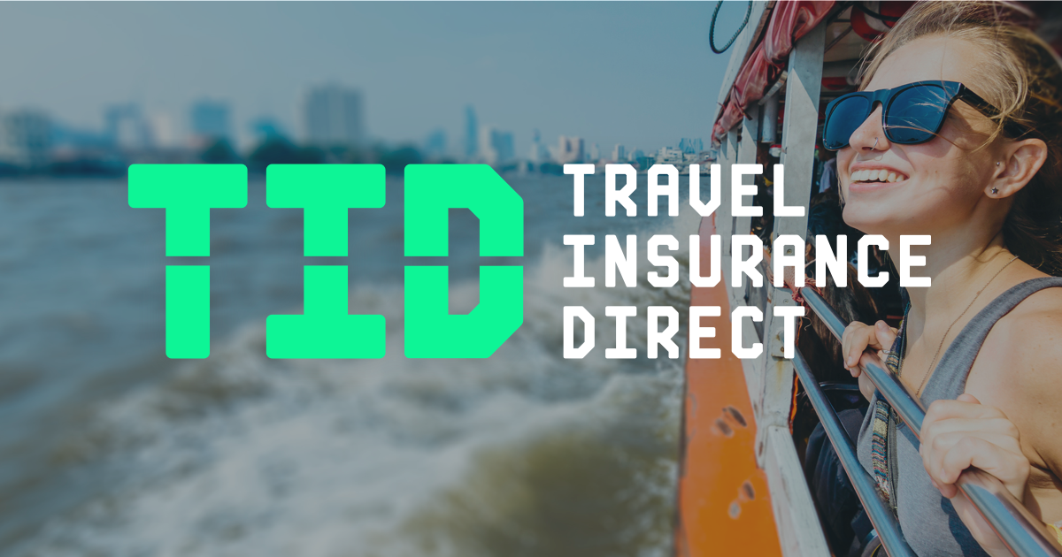 Travel Insurance Direct Travel far. Smile wide. Travel