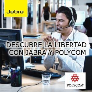 Descubra la libertad con los microcascos inalámbricos Jabra optimizados para su teléfono de sobremesa Polycom http://imagospain.blogspot.com.es/2012/07/soluciones-de-descuelgue-electronico.html