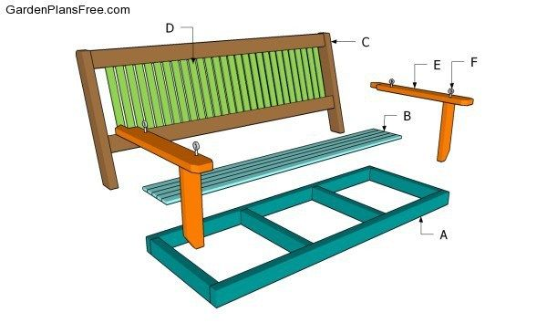 Pdf Plans Porch Swing Designs Free Download Wood Pen Kits Porch Swing Plans Diy Porch Swing Porch Swing
