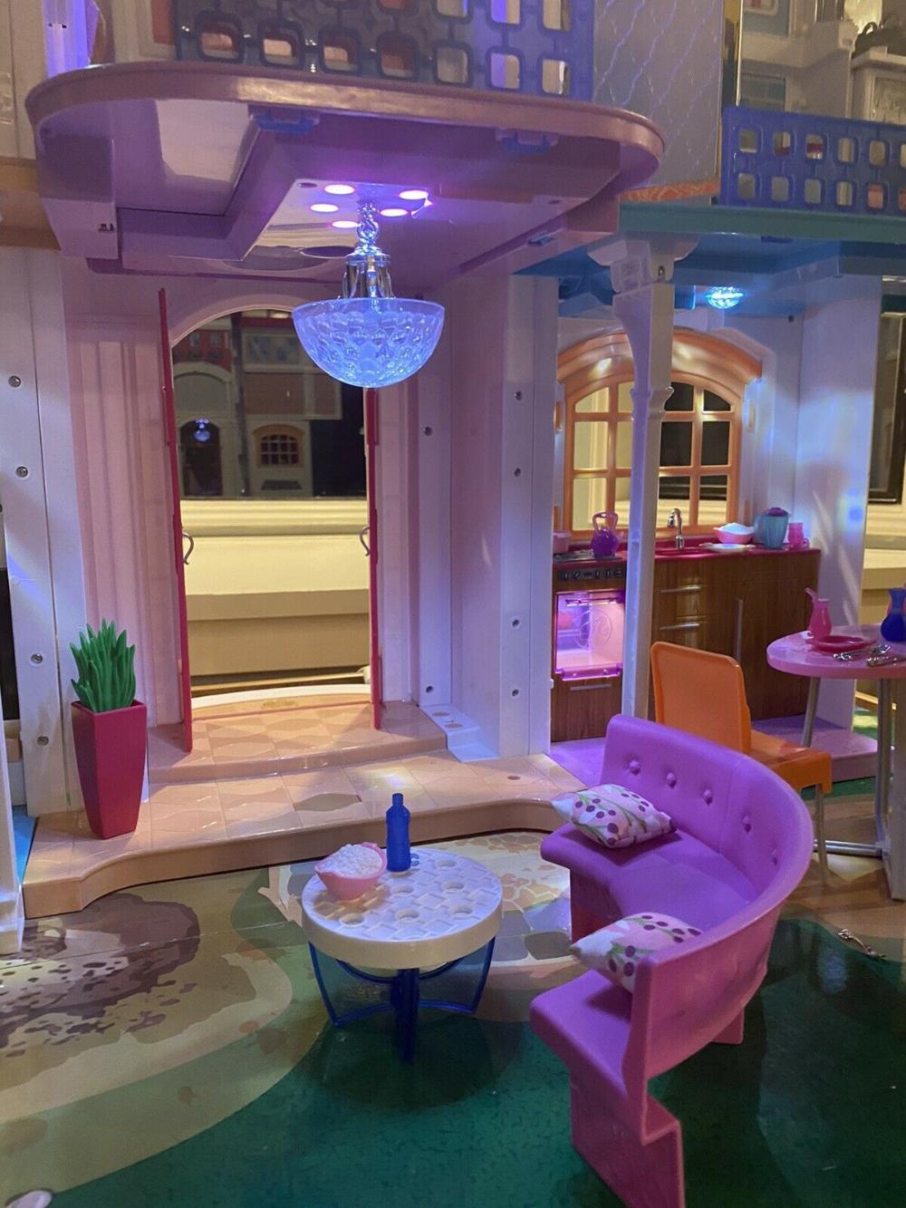 Barbie Doll Dpx21 Hello Dreamhouse 887961327571 Ebay In 2020 Barbie Dolls Barbie Glam Pool Barbie