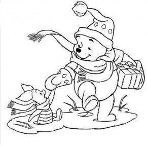 ausmalbilder weihnachten disney - ausmalbilder für kinder   xmas malen kids   pinterest
