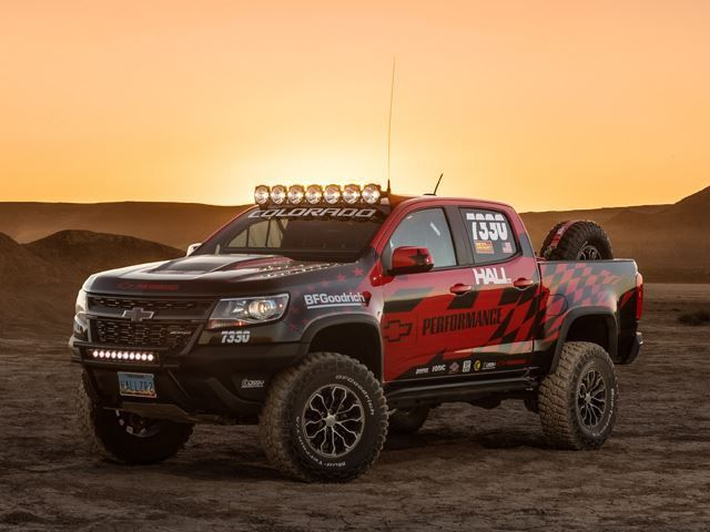 This Nearly Stock Chevy Colorado Zr2 Is Off Roading From Vegas To Reno Chevrolet Colorado Chevy Colorado Chevrolet