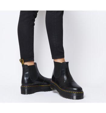 Dr. Martens 2976 Quad Chelsea Boots