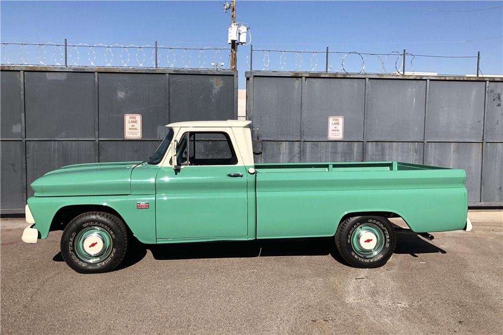 1966 Chevrolet C10 Pickup Chevrolet Trucks Chevrolet Classic Gmc