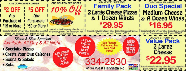 Pepperoni grille coupons
