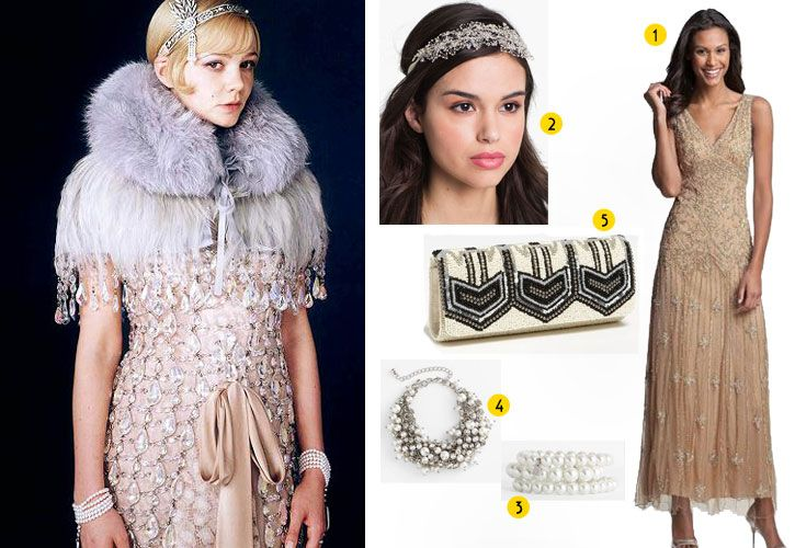 Great Gatsby Fashion Daisy Buchanan