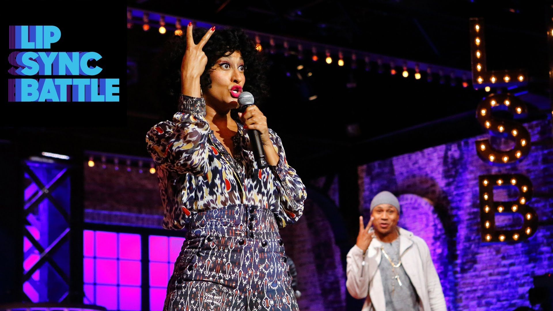 Tracee Ellis Ross Slays Nicki Minaj S Superbass Lip Sync Battle Lip Sync Battle Lip Sync Nicki Minaj