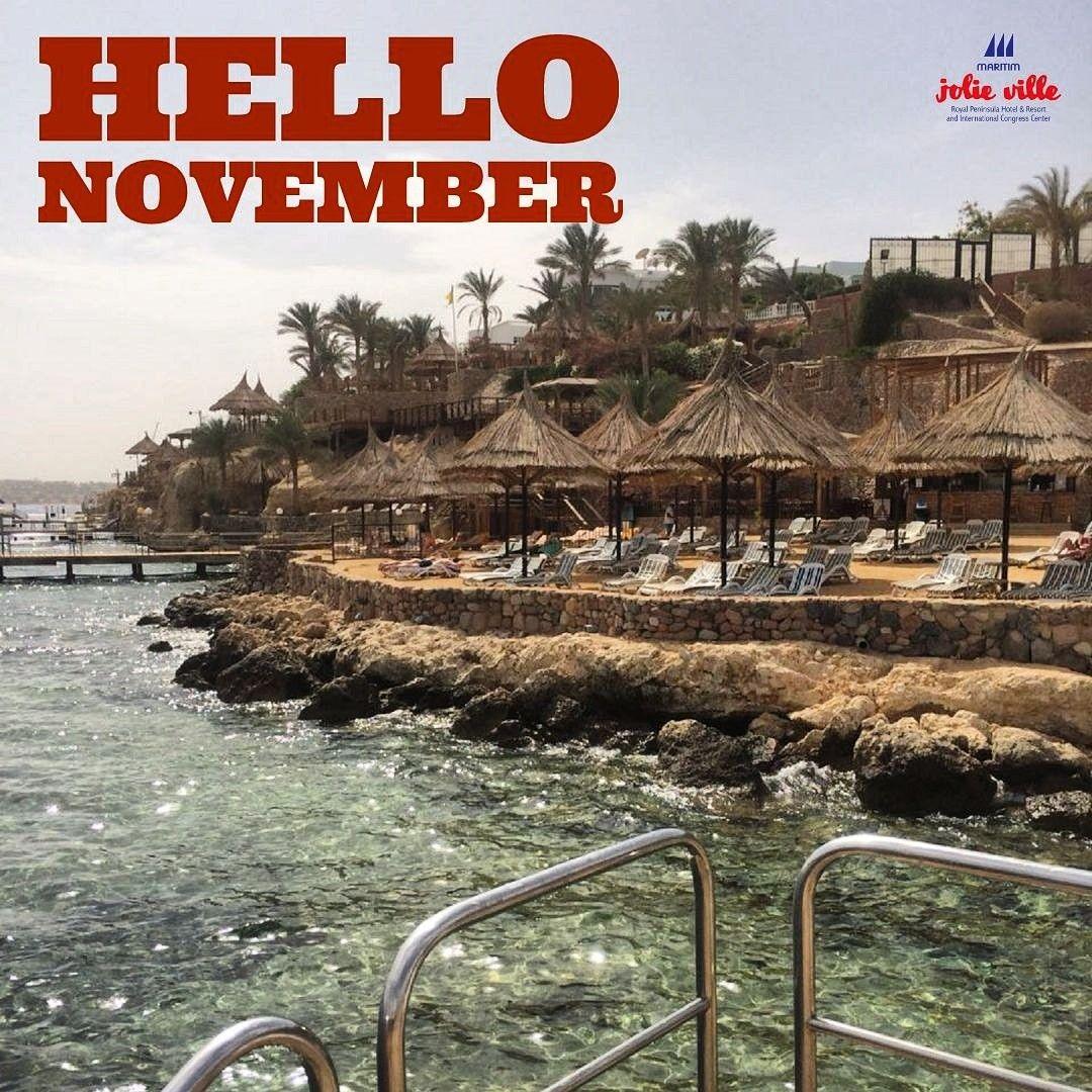 HELLO NOVEMBER 😍😍 royalpeninsula royalpeninsulahotel