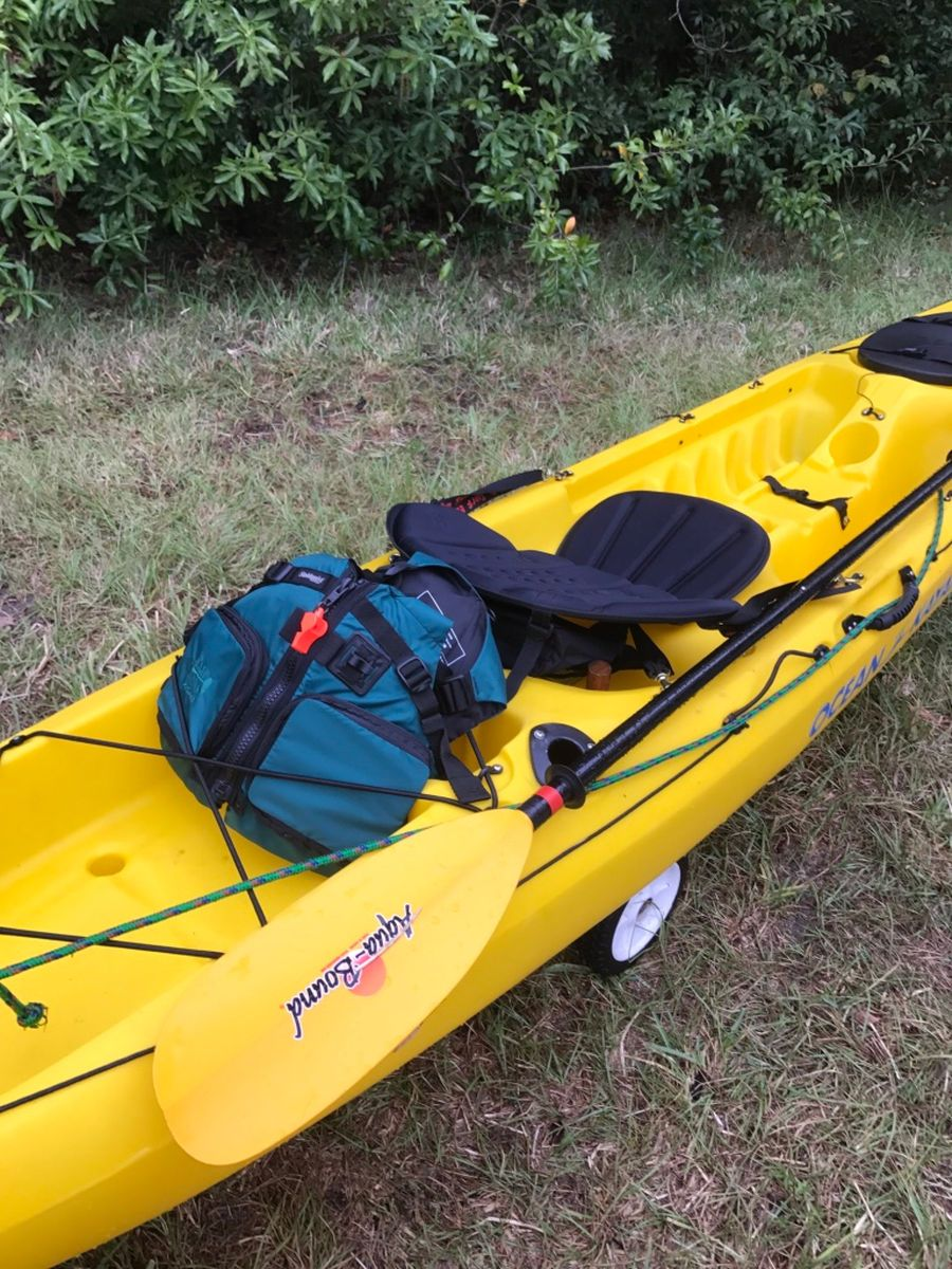Used Kayak Prowler 13 Ocean Kayak For Sale In Niceville Ocean