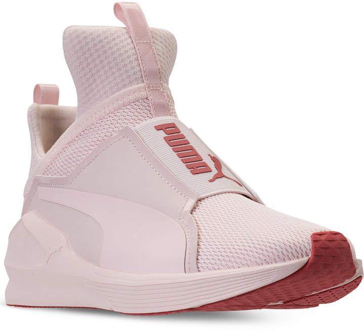 c61e1a40bde2 Puma Girls  Fierce Core Training Sneakers from Finish Line