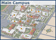 Maps Locations Location Map Phoenix College Central Business District