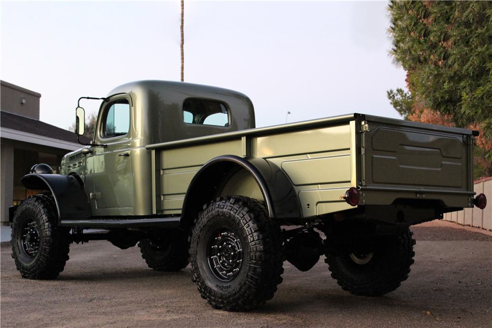 1958 Dodge Power Wagon | WHEELS WINGS SAILS AND RAILS | Pinterest ...