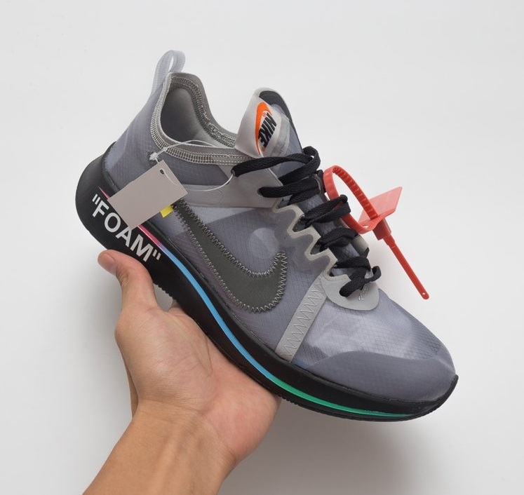 611c0fd8d5e5 Upcoming New Color of Virgil Abloh x Nike s Zoom Fly SP V2
