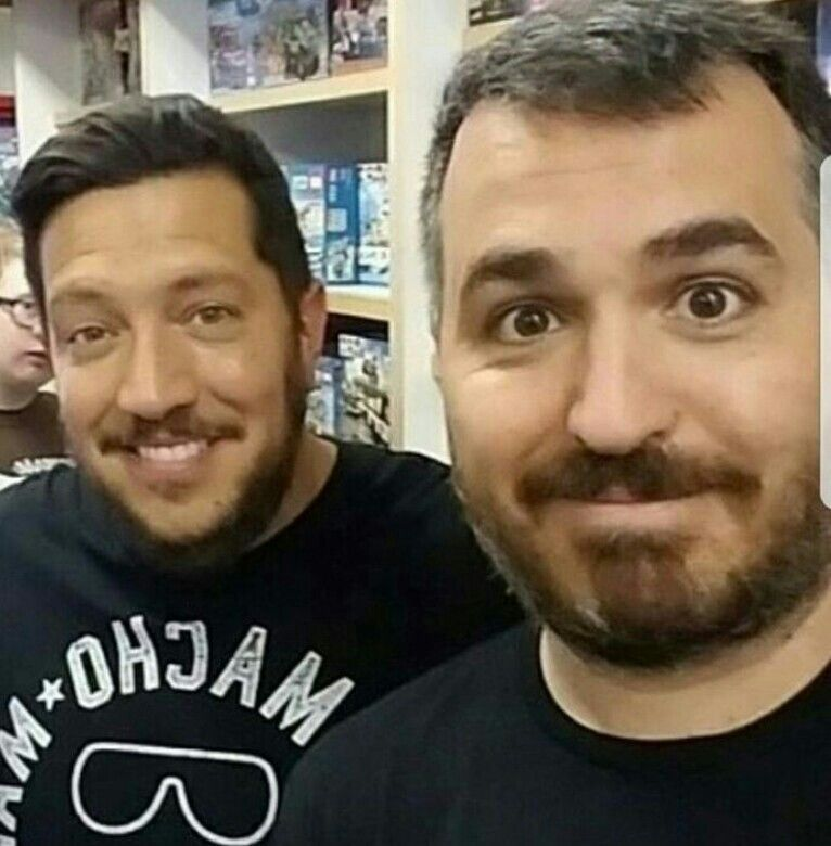 Q from impractical jokers sick