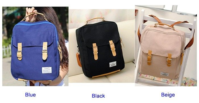 Photo of US $24.78 |2015 Women Girls Canvas Casual Backpack  Mustache Beard Shoulder Bag Backpack travel sport Rucksack School Bag Daily Bags SJ0014|bag canon|bag foambag – AliExpress