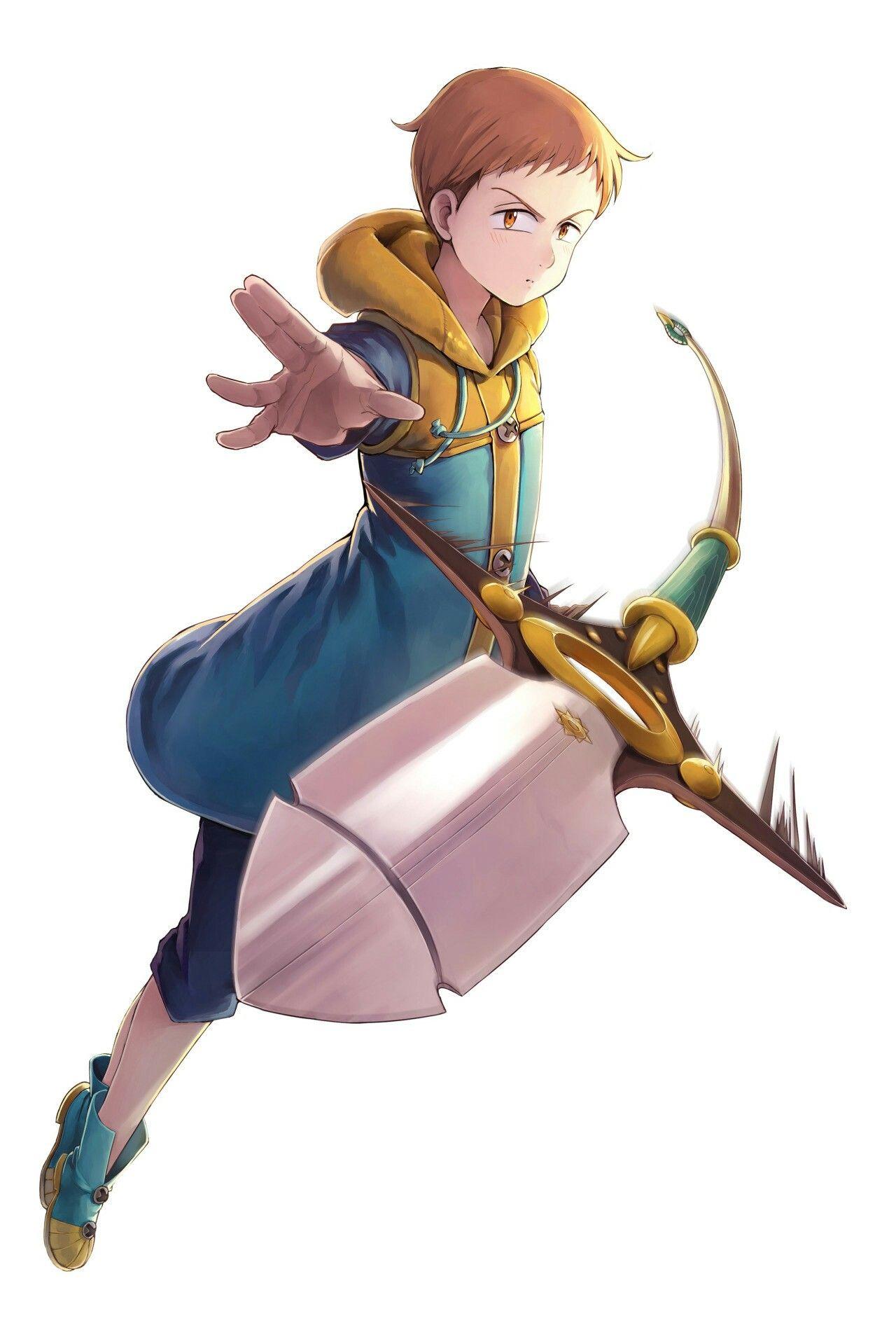 Nanatsu no taizai - King(Harlequin)