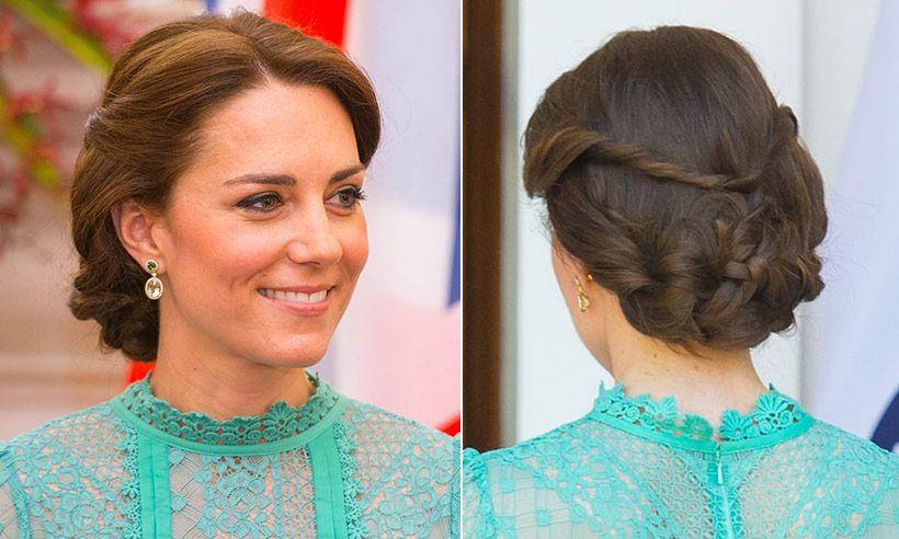 Pin By Kimberly Blair Deoliveira On Princess England Monaco Disney Kate Middleton Hair Hair Hair Beauty