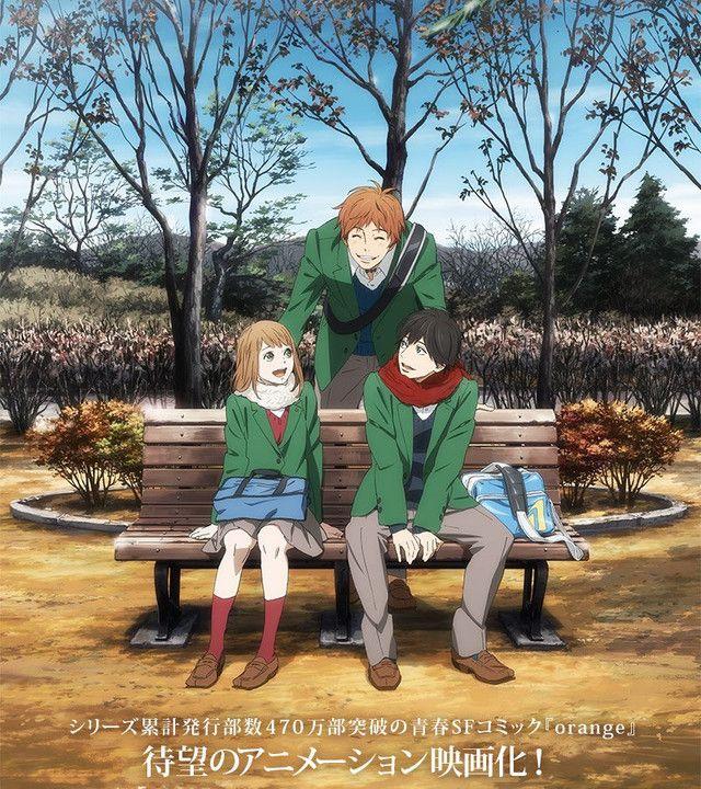 """Orange"" Anime Gets Sequel Film In November 2016"