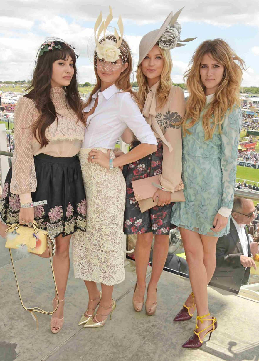 Epsom Derby official style guide for Derby Day and Ladies Day | Epsom derby Horse and Royal ascot