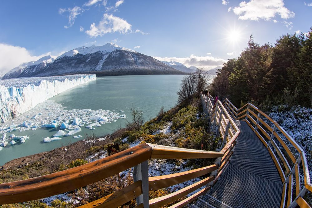 Glaciar Perito Moreno-Argentina