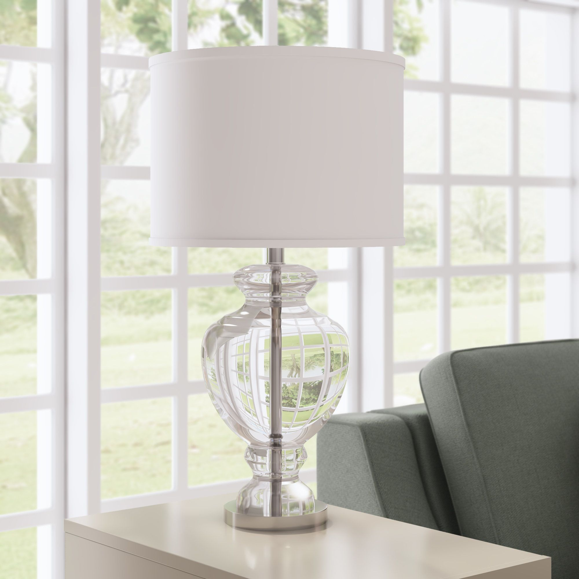 Muriel 28 Table Lamp Set | Lamp, Table