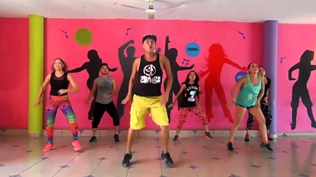 Zumba Fitness Sopa De Caracol Mario Lopez Zumba Zin Culiacan