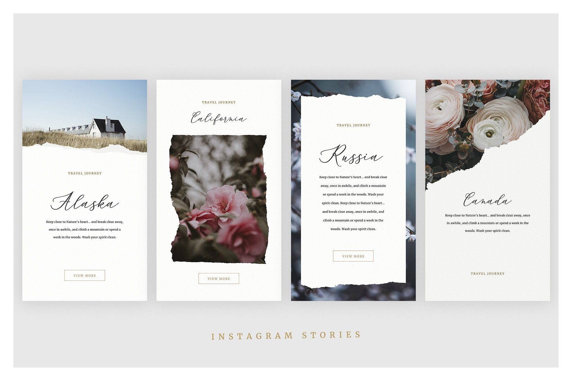 Ripped Papers - Instagram Templates #Ad , #affiliate, #brand#ripped