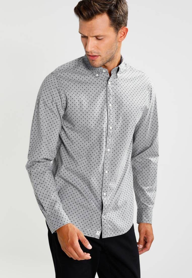 Tommy Hilfiger Camisa informal - grey R8Q4x