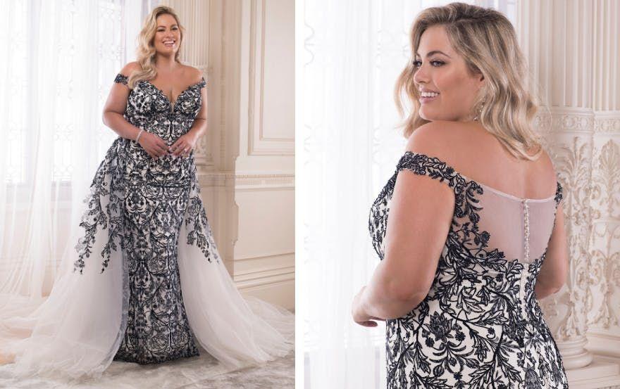 21 Gorgeous Picks for Curvy Brides   Wedding Dresses ...