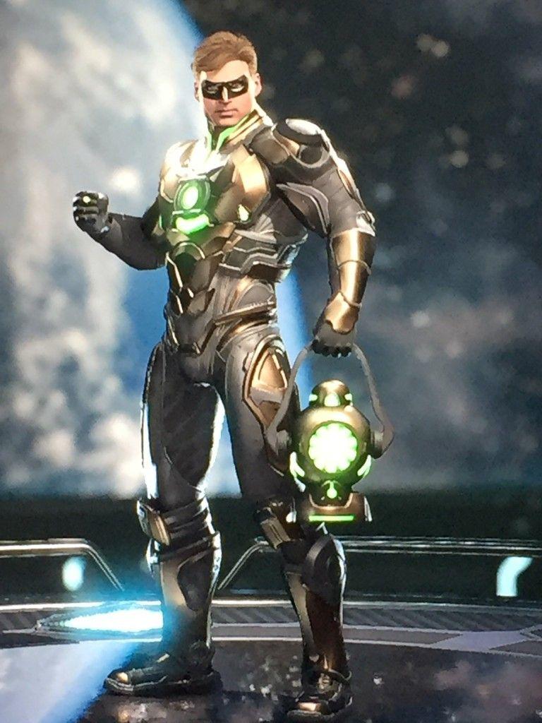 Green Lantern Hal Jordan Injustice 2 Green Lantern Hal Jordan Green Lantern Superhero