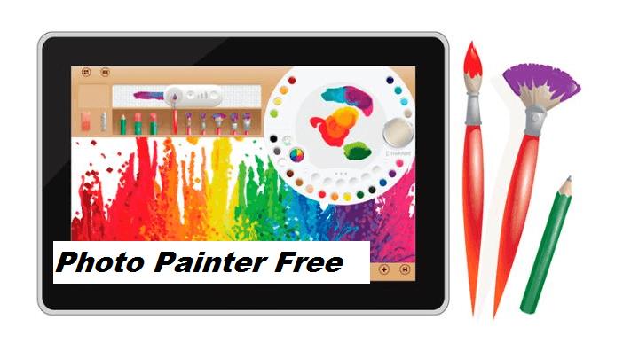 تحميل برنامج تحرير الصور للاندرويد Photo Painter Free Paint App Fresh Paint App Drawings