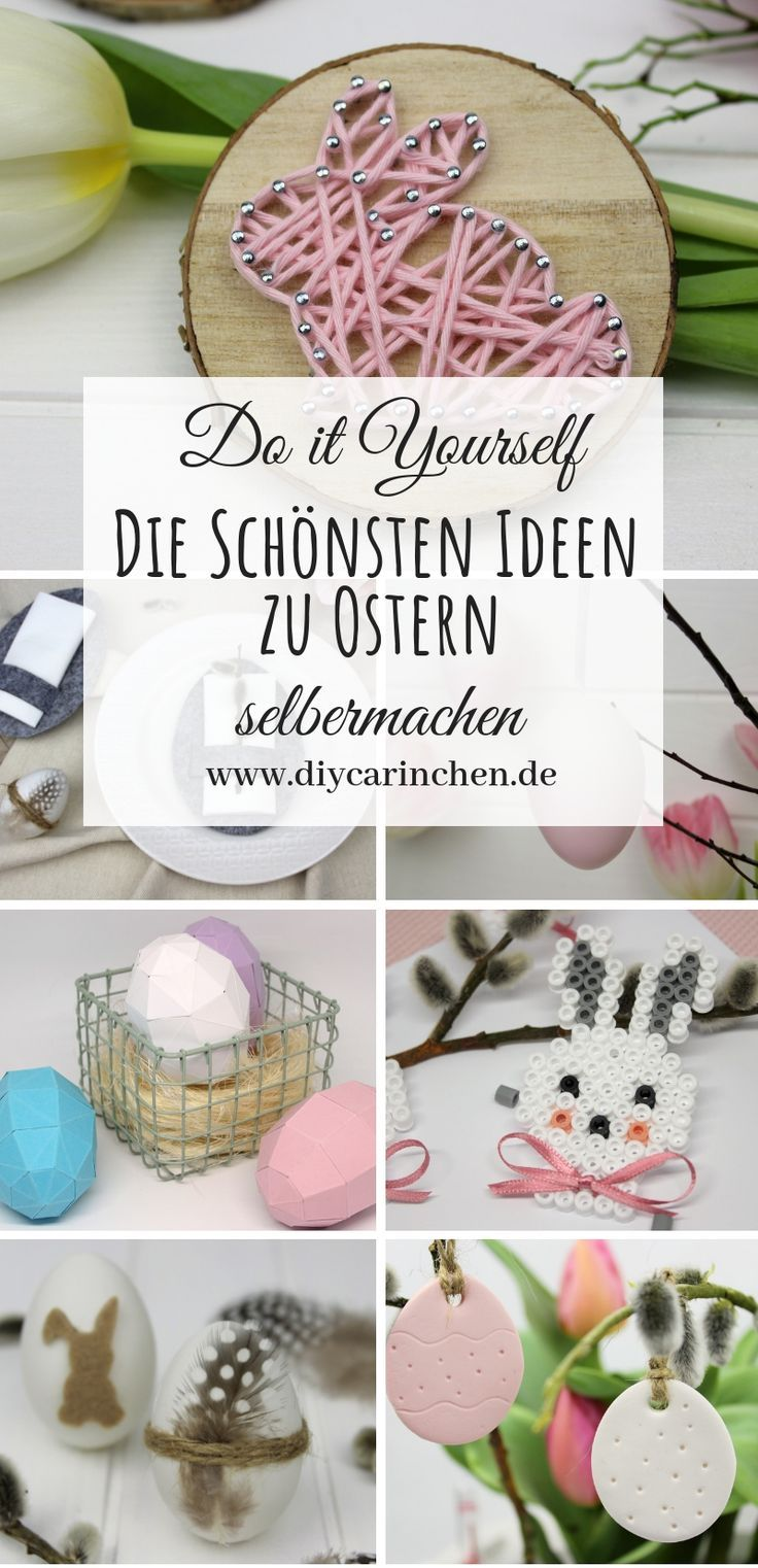 Du hast nach label/Ostern gesucht - DIYCarinchen