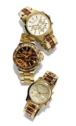 2013SS新作☆Michael Kors 'Gramercy' Round Bracelet Watch