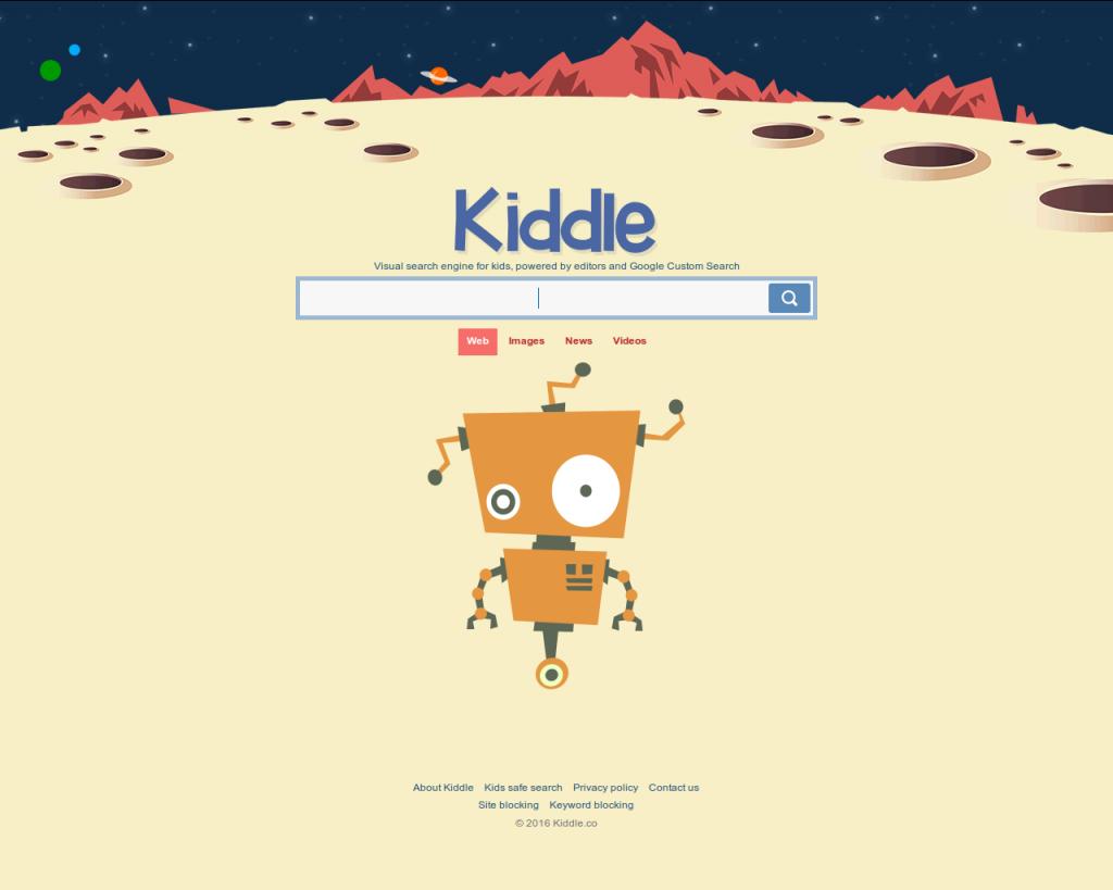 Descubre Kiddle, el nuevo buscador para los más peques