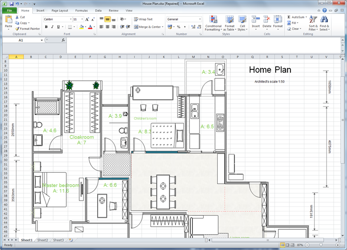 The Best How Do You Create A Floor Plan In Excel And Review In 2020 Create Floor Plan Floor Plan Design Floor Plan Layout