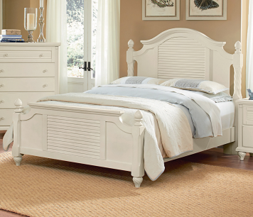 Full Poster Bed Mattress Furniture Ashley Bedroom Bed