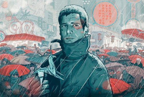 blade runner artwork Filmmaking - #Artwork #blade #filmmaking #runner - #BladeRunner