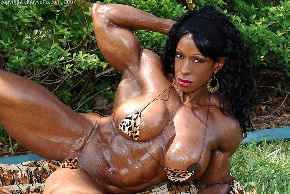 Super hot female bodybuilders nude