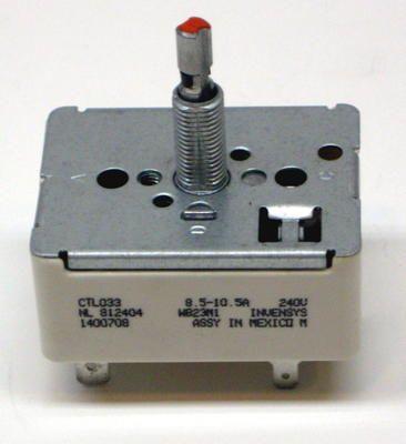 Electric Range Burner Control Infinite Switch For Ge Wb23m1 Ctl033 Ap2622380 Ps236365 Range General Electric Infinite