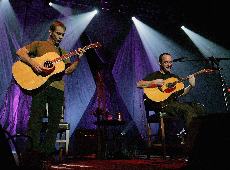 Dave Matthews Tim Reynolds The Lost Acoustics Full Album Dave Matthews Country Music Music