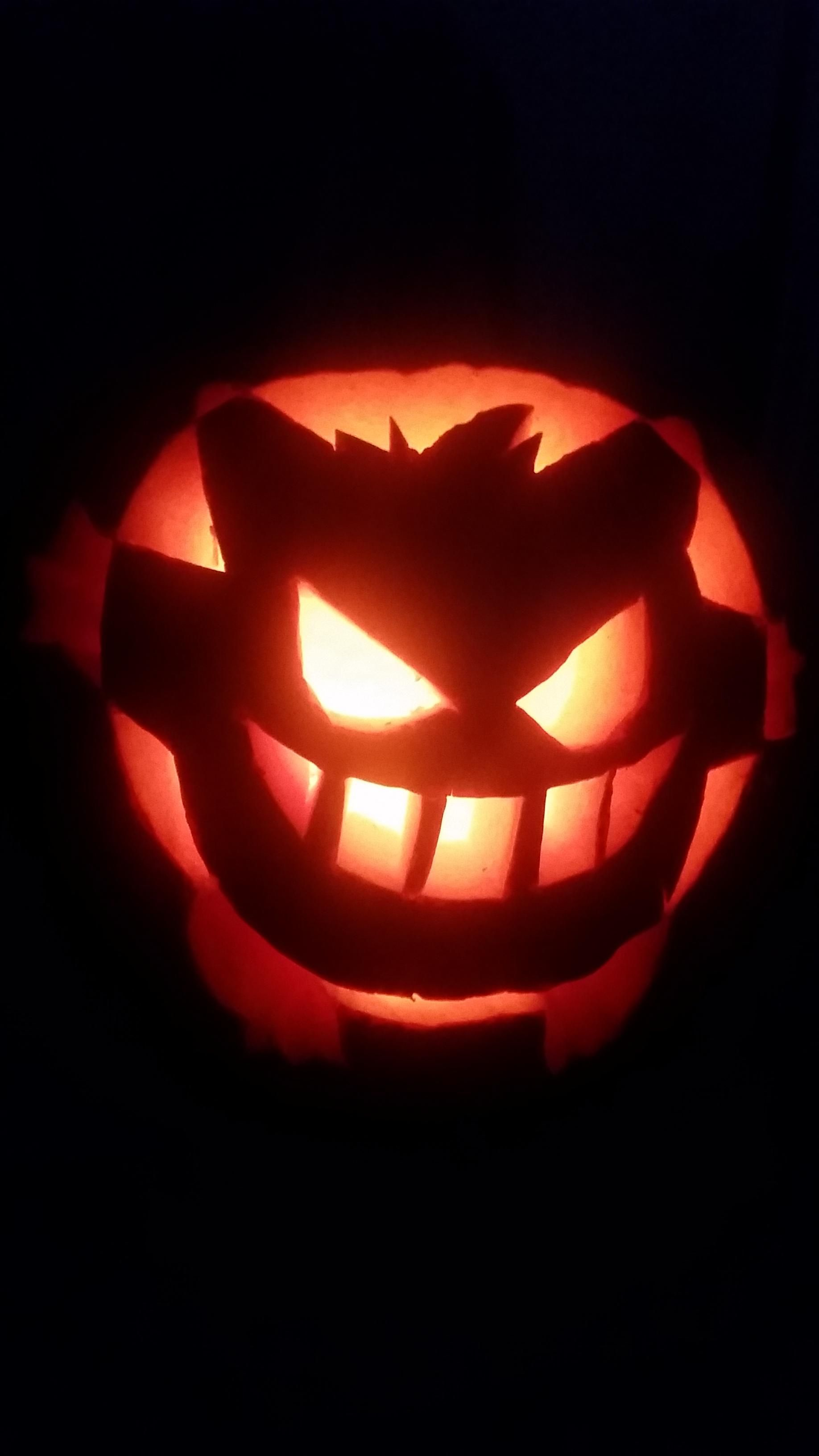 my gengar pumpkin diy pinterest pokemon pokemon games and